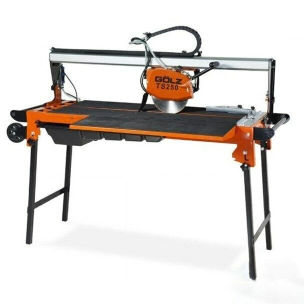 Example of tile saw.